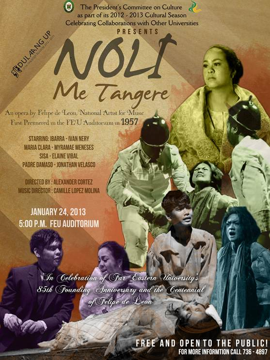 defenders of noli me tangere Free essay: noli me tangere spain, to rizal, was a venue for realizing his dreams he finished his studies in madrid and this to him was the realization of.